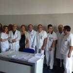 Alcuni Medici della Casa di Cura Cascini